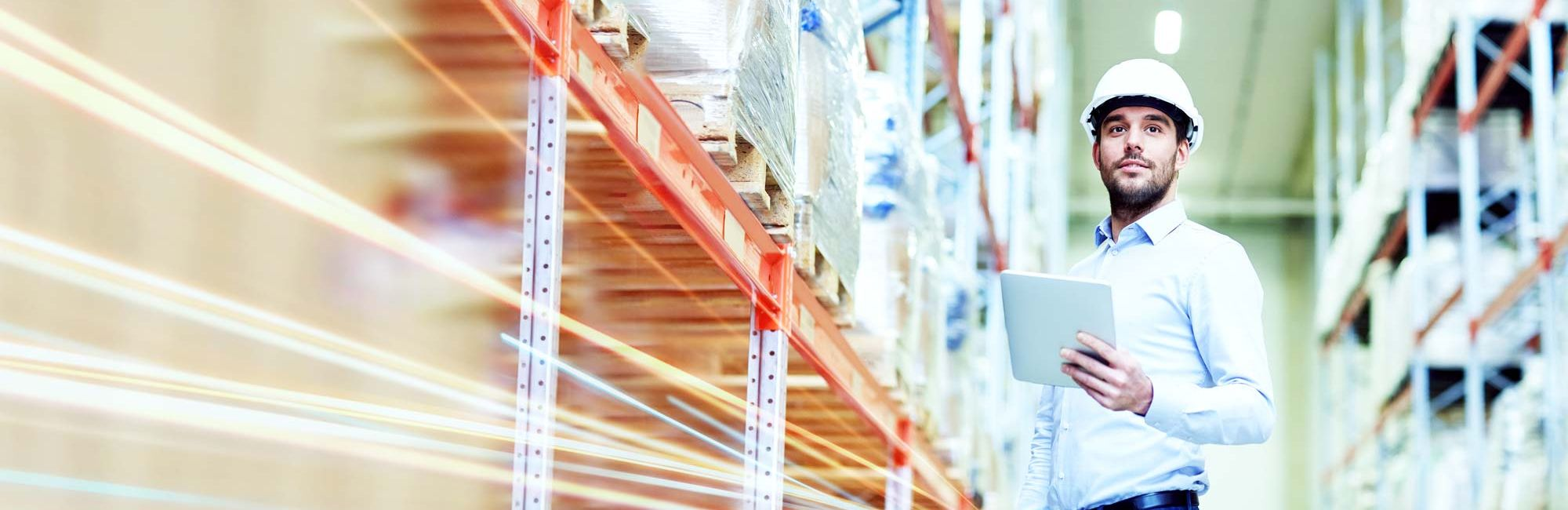 Warehouse Worker in Intralogistics